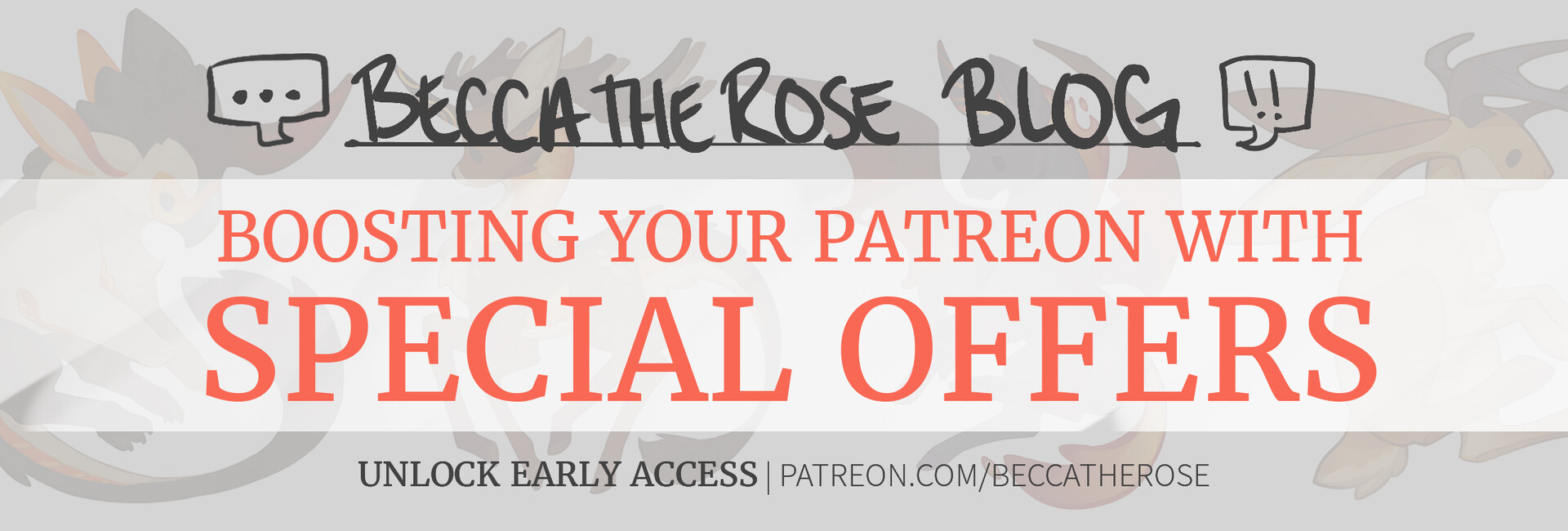 ArtStation - Becca Hallstedt - Boosting Your Patreon with Special Offers