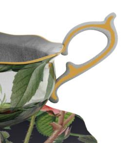 Teacup saucer 00