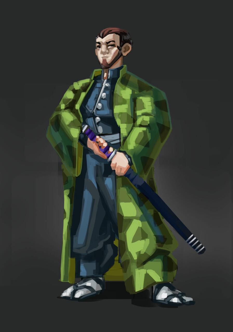 201910 02 samuraidoodle