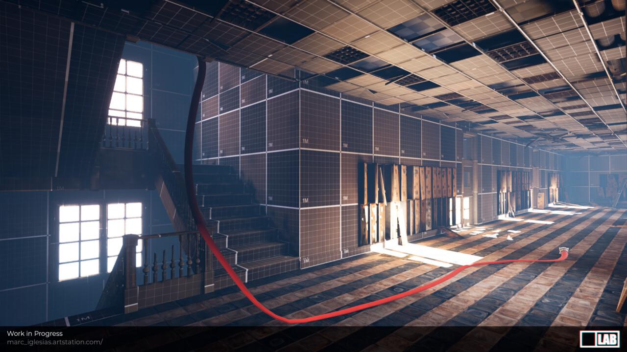 Wip school corridor 05