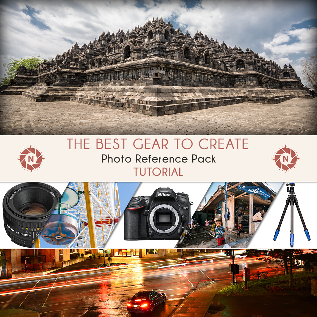 Blog tutorial the best gear for photo packs nomad photo reference