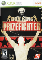 Don king presents prizefighter