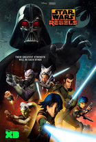 Star wars rebels season two official poster