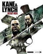 Kane and lynch cover art