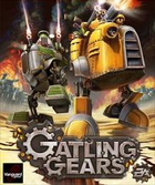 Gatling gears cover