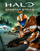 Halo spartan strike cover art