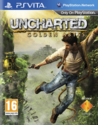 Uncharted golden abyss cover