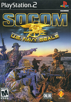 Socom   u.s. navy seals coverart