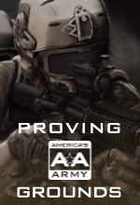 Americas army proving grounds poster
