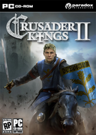 Crusader kings ii box art