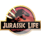 Jurassic life cover