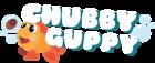 Chubby guppy logo 855x347