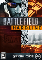 Old battlefield hardline box art