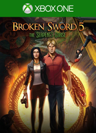 310774 broken sword 5 the serpent s curse xbox one front cover 1