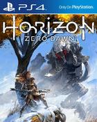 Horizon zero dawn fan made box art 1