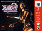Xena  warrior princess   the talisman of fate   1999   titus software