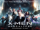 X men poster 2sheet camp f  19 may