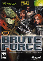 Brute force coverart