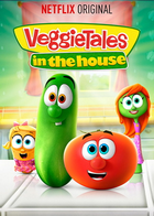 Veggietales in the house poster