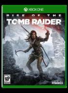 Rise tomb raider cover art
