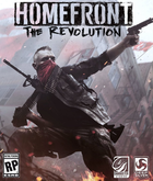 Homefront the revolution box art