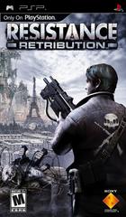 Resistance retributionpspnacover