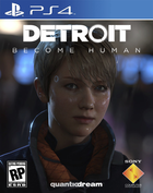Detroit  become human   fan made cover art by benoski d9enqy2