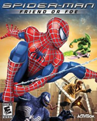 Spider man friend or foe cover