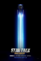 Star trek discovery date poster