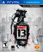 Unit 13 ps vita box art