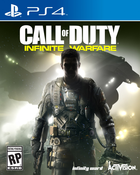 Call of duty infinite warfare original boxart