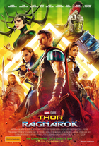 Thor ragnarok international poster 1 large