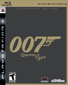 James bond 007 quantum of solace collectors edition