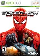 Spider man web of shadows