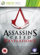 Assassins creed revelations collectors edition