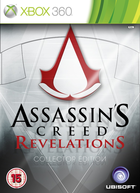 Assassins creed revelations collectors edition