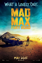 Mad max fury road poster2