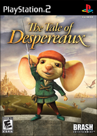 The tale of despereaux  the game ps2box bits1511tod
