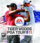 256px tiger woods pga tour 11 cover