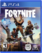 Cover ps4 fortnite
