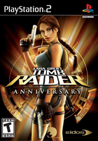 Tomb raider anniversary box