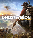Ghost recon wildlands cover art