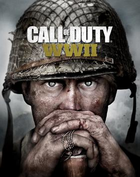 Call of duty wwii cover art