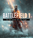 Battlefield 1 in the name of tsar key art