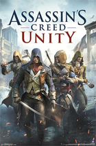 Assassins creed unity assassins creed unity poster 13572