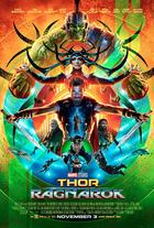 Thor ragnarok poster main