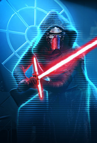 Jedi challenges kylo ren