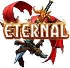 Eternal logo dark