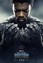 Black panther poster 412x600