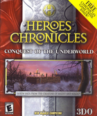 162947 heroes chronicles conquest of the underworld windows front cover